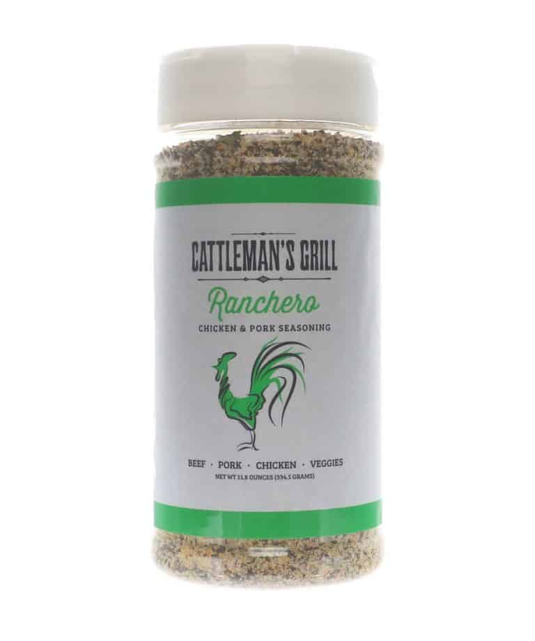 Cattleman's Grill 'Ranchero' Chicken & Pork Seasoning – 311g (11 oz)