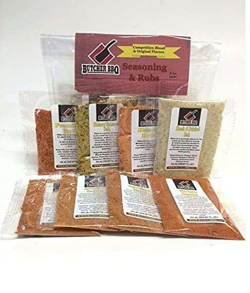 Butcher BBQ 'Butchers Private Seasoning' (Sample Pack) – 28g (1 oz)
