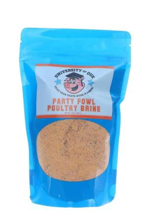 M044 - University of Que 'Party Fowl' Poultry Brine & Injection - 340g (12 oz)01