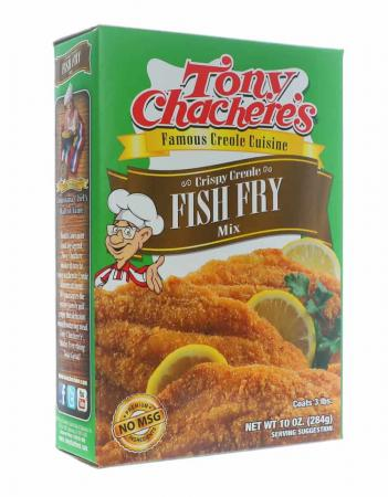 N013 - Tony Chachere's Crispy Creole Fish Fry - 283g (10 oz)12