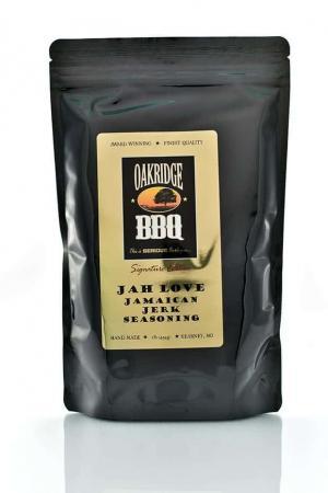 Jah Love Jamaican Jerk Seasoning - 1 lb