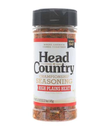 R368 - Head Country 'High Plains Heat' Championship Seasoning - 147g (5.2 oz)01
