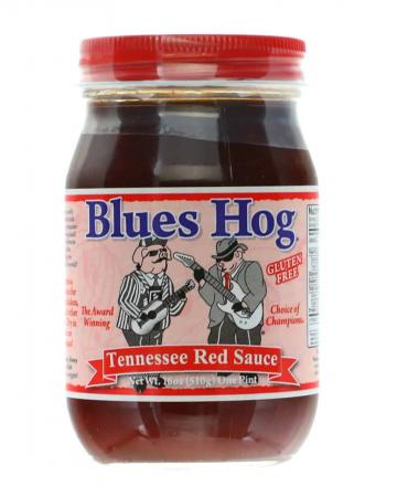 S037 – Blues Hog 'Tennessee Red' BBQ Sauce – 0.473 l (1 US Pt – 16 oz)01