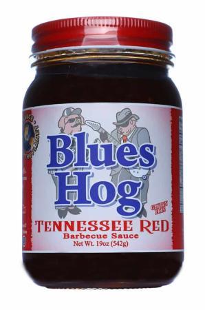 S037 - Blues Hog BBQ 'Tennessee Red' BBQ Sauce - 0.473 l (1 US Pt - 16 oz)01-2