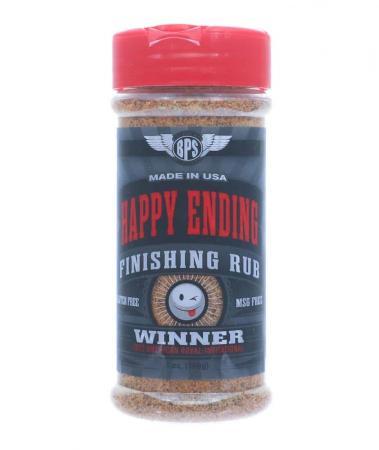 R364 - Big Poppa Smokers 'Happy Ending' Finishing Dust - 198g (7 oz)01