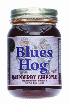 S322 - Blues Hog 'Raspberry Chipotle' BBQ Sauce - 0.473 l (1 US Pt - 16 oz)01