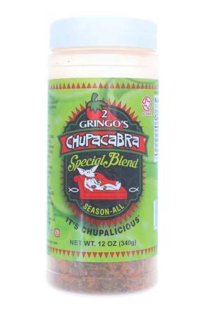 R621 - 2 Gringos Chupacabra 'Special Blend' Rub - 340g (12 oz)01