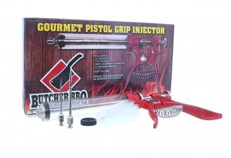 A080 - Butcher BBQ Pistol-Grip Injector - Single Unit2