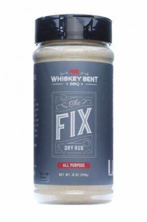 R647 - Whiskey Bent BBQ 'The Fix' All-Purpose Dry Rub - 340g (12 oz)01