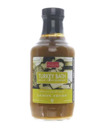 B014 - Sweetwater Spice Lemon Thyme Turkey Bath Brine Concentrate - 473ml (16 oz)01