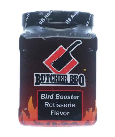 I011 – Butcher BBQ 'Bird Booster' Injection – Rotisserie – 340g (12 oz)01