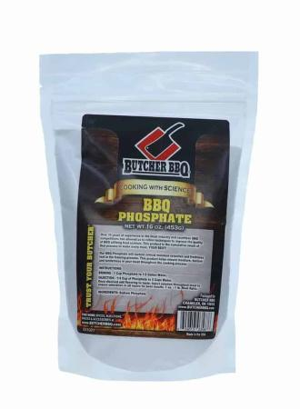 I019 – Butcher BBQ Phosphate Injection – 453g (16 oz)