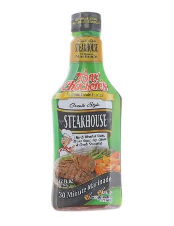 M040 - Tony Chachere's Steakhouse 30-Minute Marinade - 340g (12 oz)01