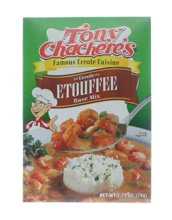 N012 - Tony Chachere's Creole Etouffée Base - 77g (2.75 oz)01