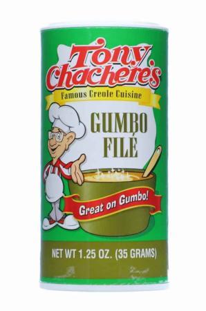 N019 - Tony Chachere's Gumbo Filé - 35g (1.25 oz)01