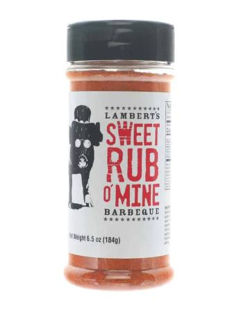 R018 – Sweet Rub O' Mine 'Original' – 184g (6.5 oz)01