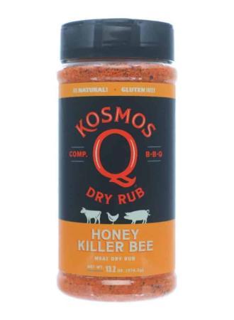 R081 – Kosmo's Q 'Killer Bee' BBQ Rub – 340g (12 oz)01