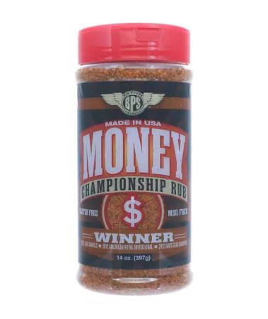 R086 – Big Poppa Smokers 'Money' Rub – 396g (14 oz)01