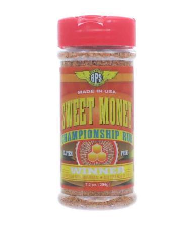 R096 – Big Poppa Smokers 'Sweet Money' Rub – 204g (7.2 oz)01
