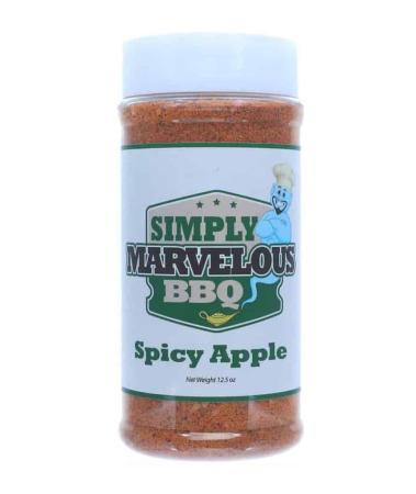 R106 – Simply Marvelous 'Spicy Apple' Rub – 354g (12.5 oz)01