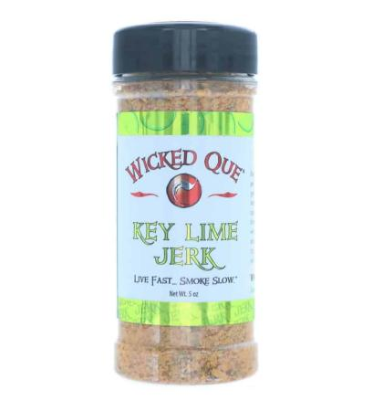 R173 – Wicked Que Key Lime Jerk Rub – 141g (5 oz)01