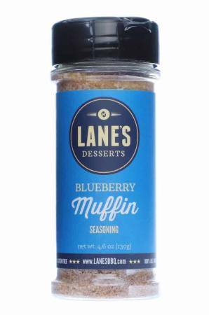 R636 - Lane's Desserts Blueberry Muffin Seasoning - 130g (4.6 oz)01