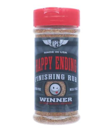 R364 - Big Poppa Smokers 'Happy Ending' Finishing Dust - 198g (7 oz)01
