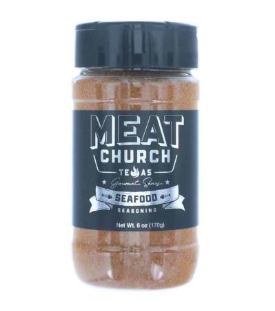 R425 - Meat Church Gourmet Seafood Seasoning - 170g (6 oz)01