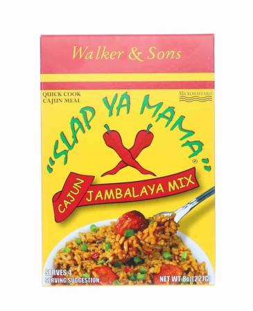 N026 - Slap Ya Mama Cajun Jambalaya Mix - 226g (8 oz)01