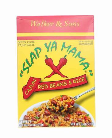 N027 - Slap Ya Mama Red Beans & Rice Mix - 226g (8 oz)01