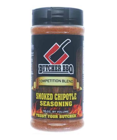 R557 - Butcher BBQ Smoked Chipotle Seasoning - 389g (16oz by vol)01