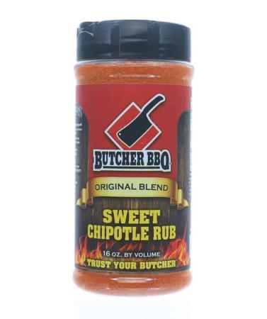 R559 - Butcher BBQ Sweet Chipotle Seasoning - 346g (16oz by vol)01