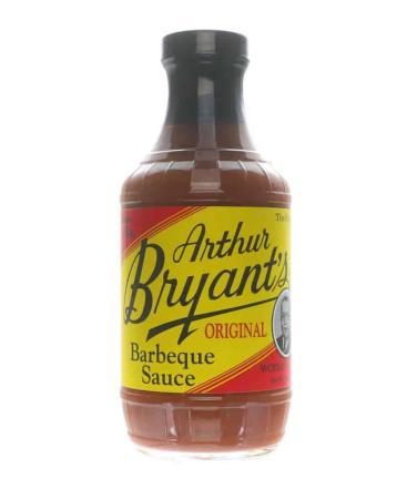 S001 – Arthur Bryant's Original BBQ Sauce – 510g (18 oz)01