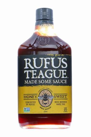 S021 - Rufus Teague 'Honey Sweet' BBQ Sauce - 453g (16 oz)01