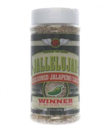 R093 – Big Poppa Smokers 'Jallelujah' Jalapeno Rub – 403g (14.2 oz)01