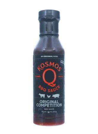 S031 – Kosmo's Q Competition BBQ Sauce – 454g (16 oz)01