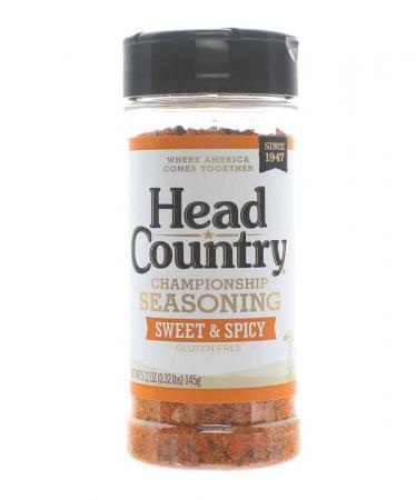 R369 - Head Country 'Sweet & Spicy' Championship Seasoning - 170g (6 oz)01