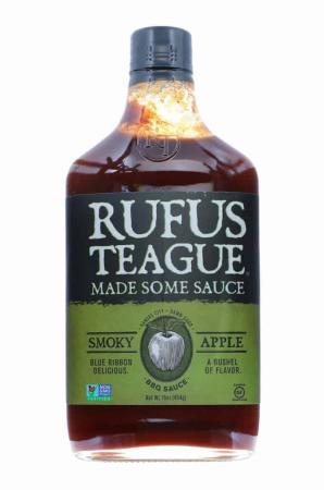 S072 - Rufus Teague 'Smoky Apple' BBQ Sauce - 453g (16 oz)01