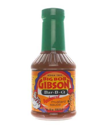 S080 – Big Bob Gibson Backyard Mustard Sauce – 538g (19 oz)01
