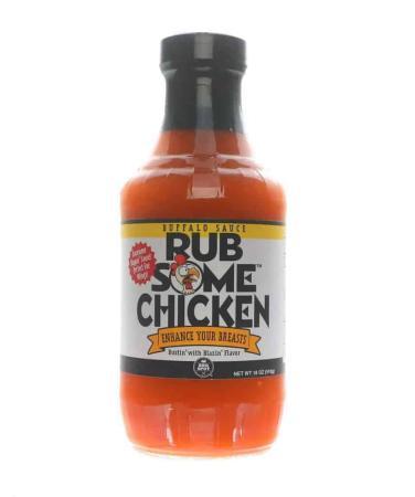 S106 – Rub Your Chicken Buffalo Sauce – 482g (17 oz)01