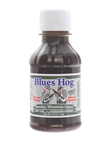 S170 - Blues Hog 'Smokey Mountain' BBQ Sauce - 113g (4 oz)01