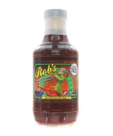 S217 - Rob's Smokin' Rubs Sweet Chipotle Championship Blend Sauce - 538g (19 oz)01