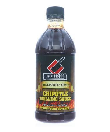 S255 - Butcher BBQ Chipotle Grilling Sauce - 453g (16 oz)01