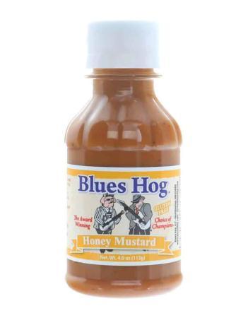 S252 - Blues Hog 'Honey Mustard' BBQ Sauce - 113g (4 oz)01