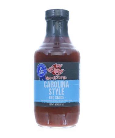 S266 - Three Little Pigs BBQ Carolina-Style BBQ Sauce - 524g (18.5 oz)01