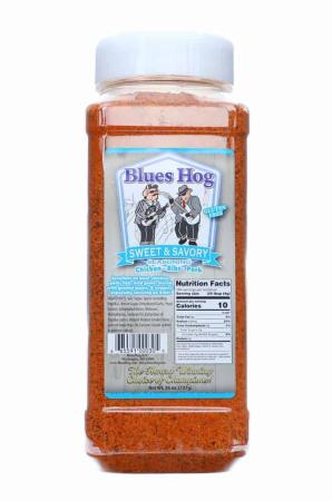 R679 - Blues Hog BBQ 'Sweet & Savory' Seasoning - 737g (26 oz)01