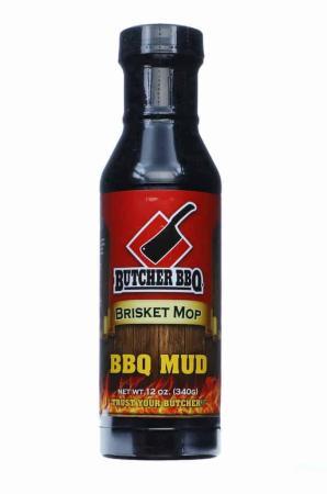 B021 - Butcher BBQ 'BBQ Mud' Brisket Mop & Steak Marinade - 340g (12 oz)01