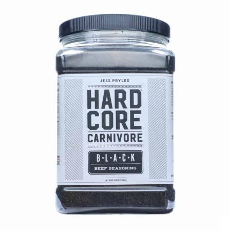 R685 - Hardcore Carnivore Black BBQ Rub - 1.36kg (48 oz)01