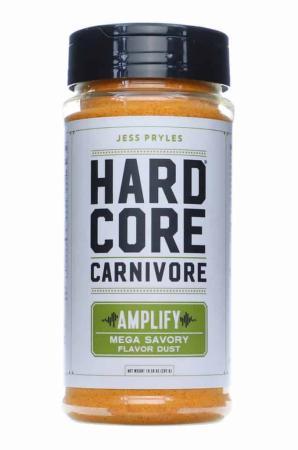 R680 - Hardcore Carnivore 'Amplify' BBQ Rub - 297g (10.5 oz)01