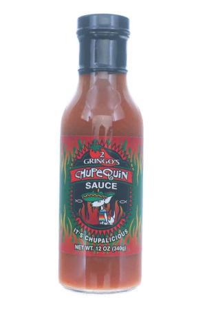 S321 - 2 Gringos Chupacabra 'Chupequin' Sauce - 340g (12 oz)01